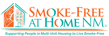 Smoke Free At Home logo