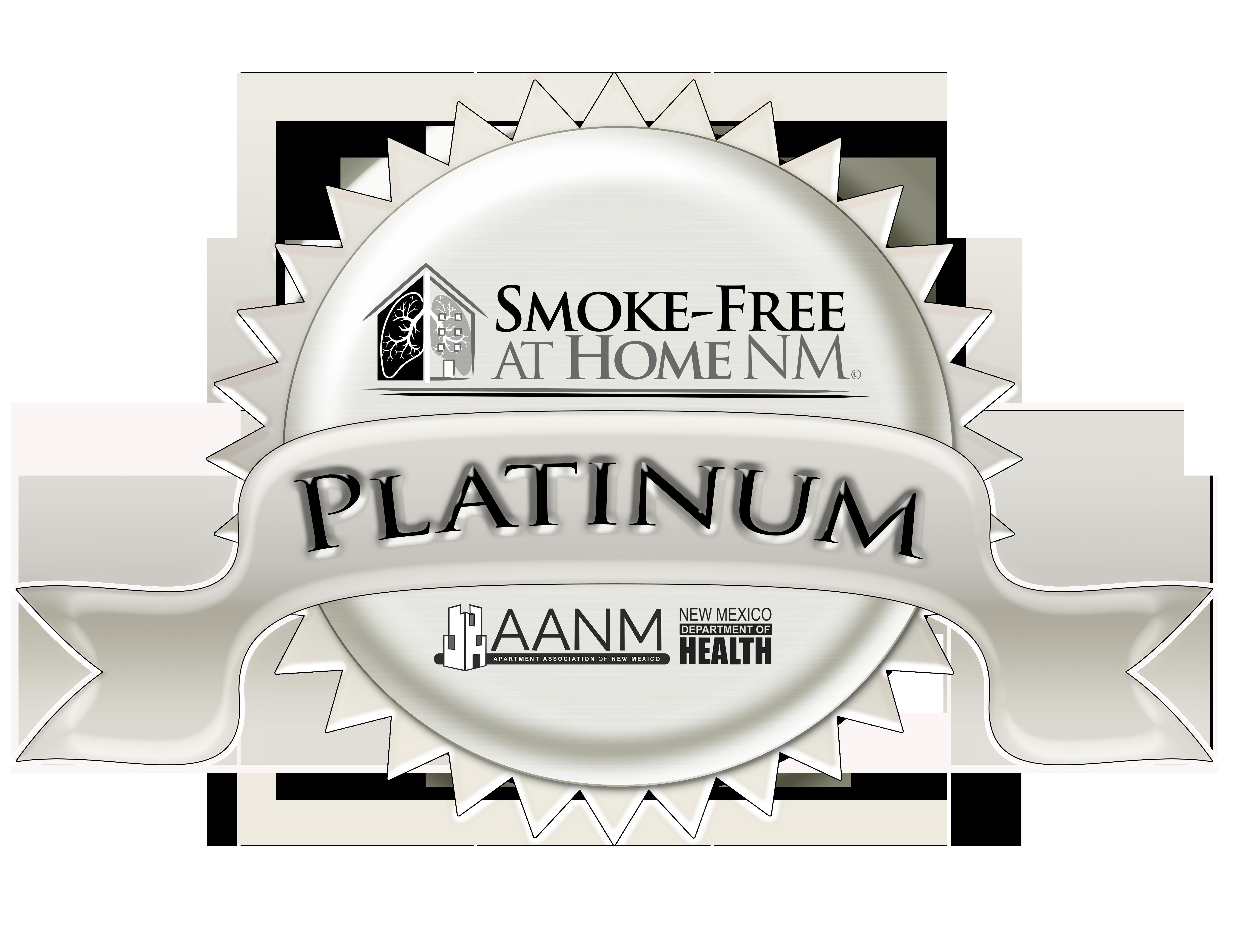 Smoke-Free Platinum