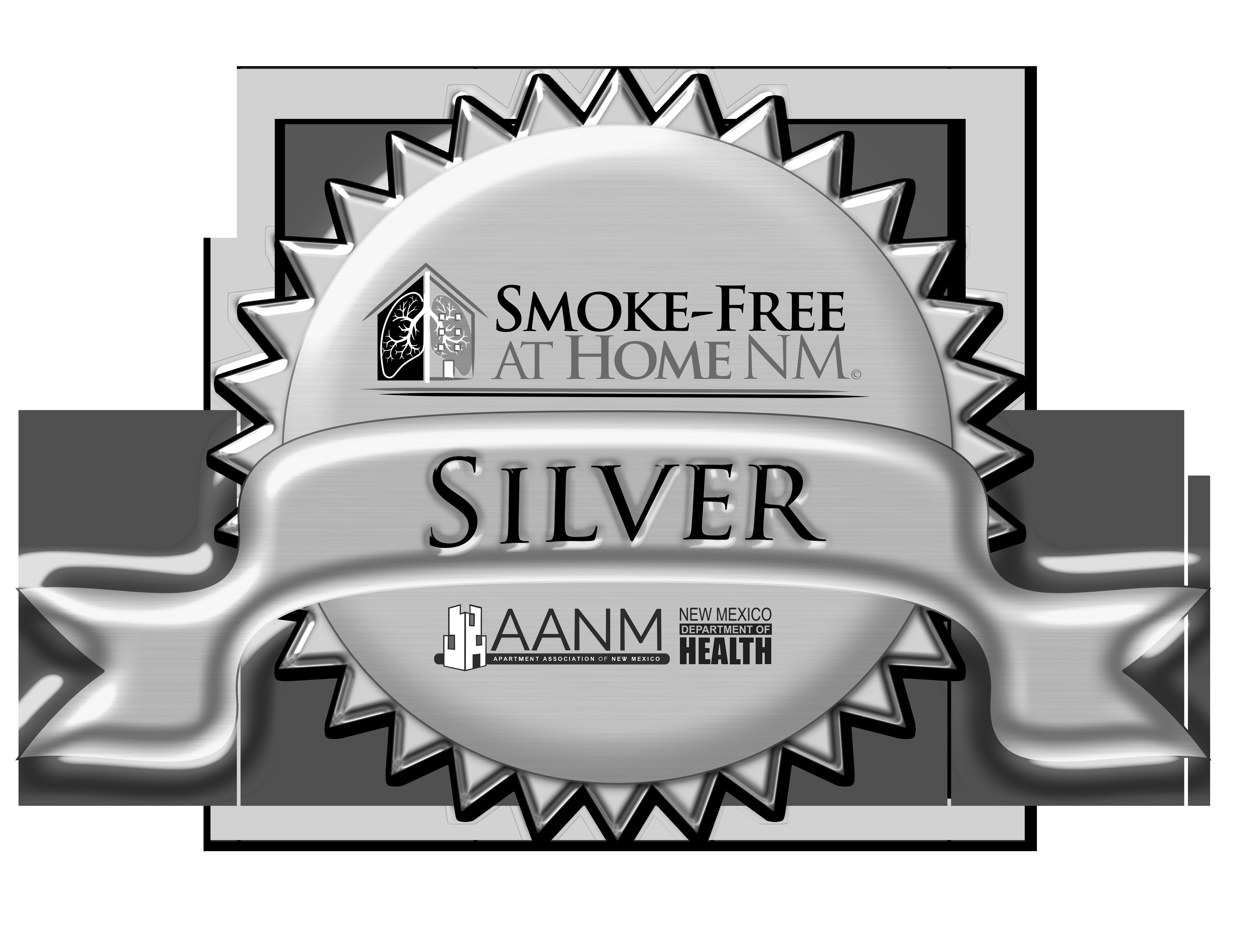 Smoke-Free Silver