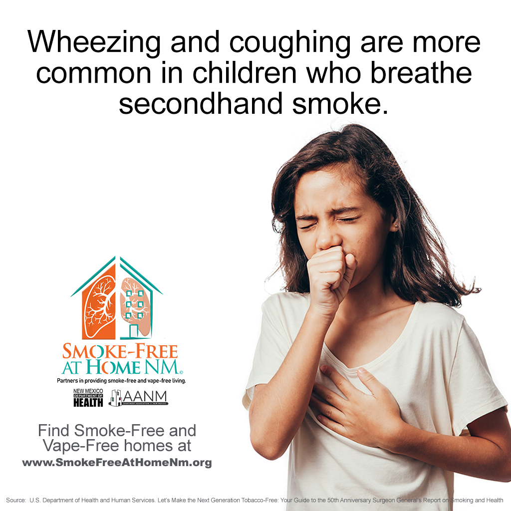 Asthma and Secondhand Smoke